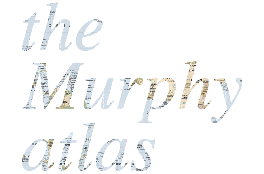 the Murphy atlas // themurphyatlas.com