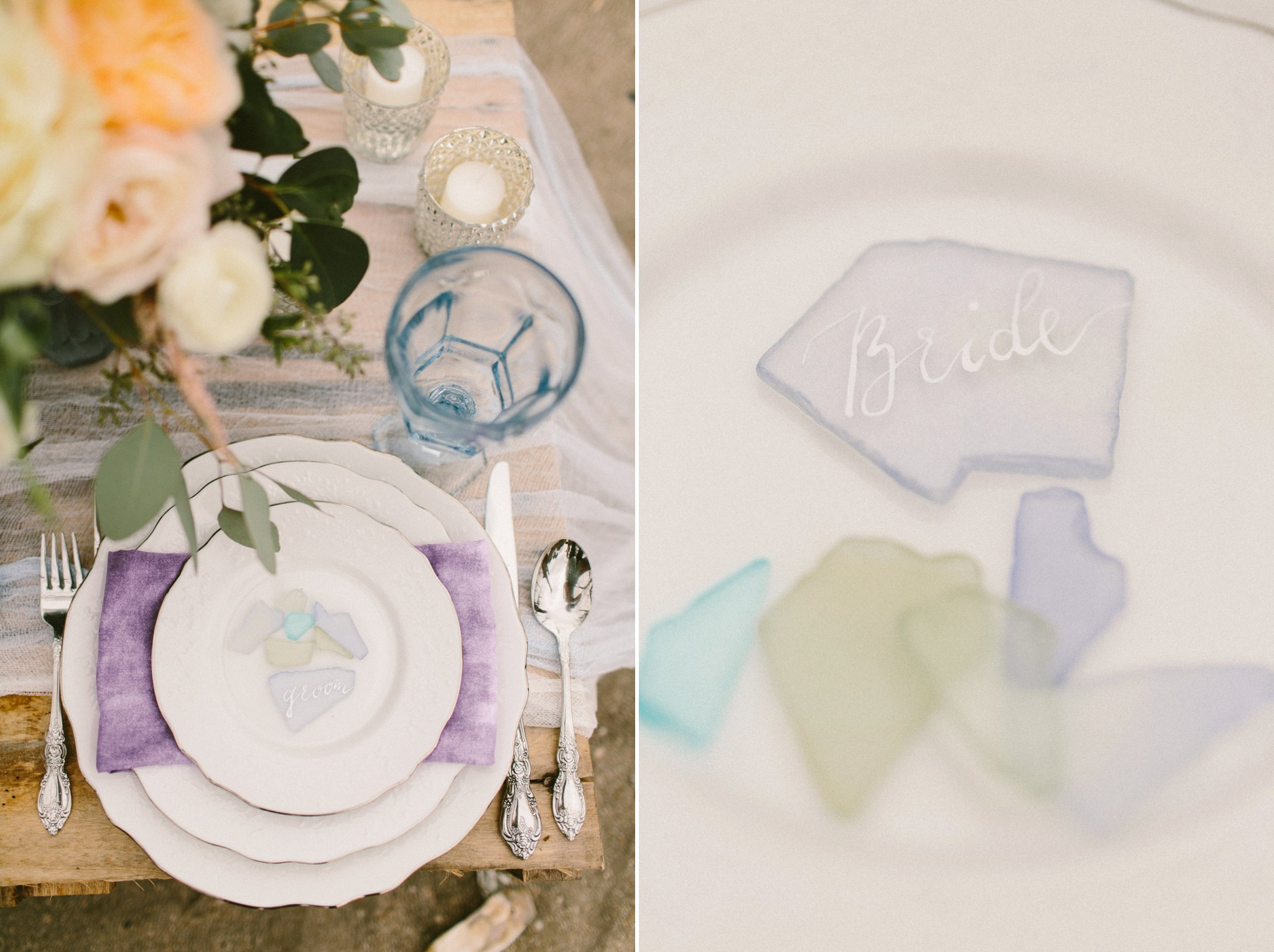 c4ee92f3c1 stormy beach elopement // styled shoot with brianna wilbur ...