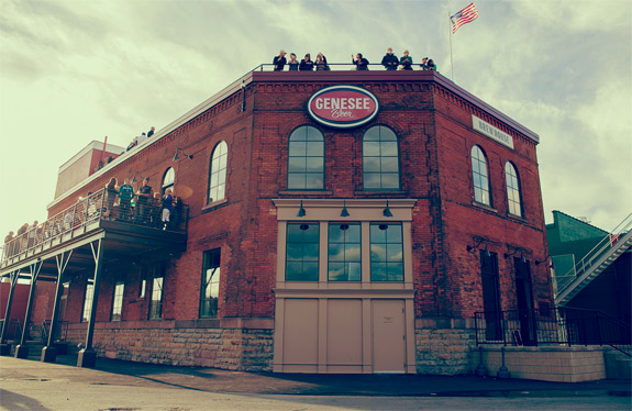 Genesee Brew House, Rochester, NY