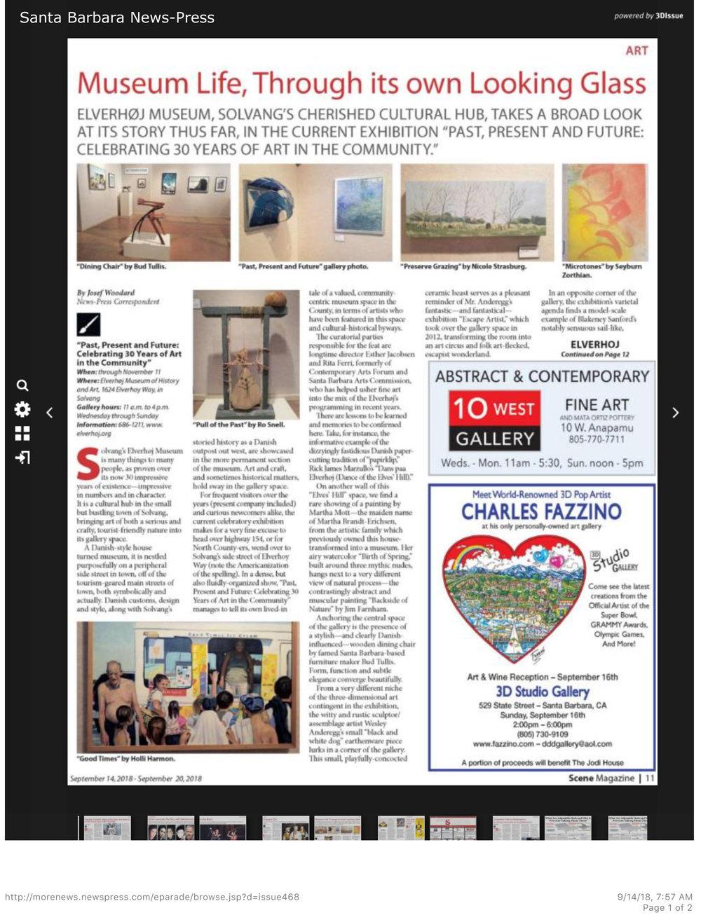 Santa Barbara New-Press - Scene Mag  Present Future Elverhoj-1.jpg