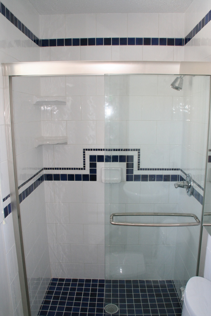 Art Deco Master Bath