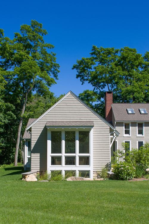 Southport Modern Farmhouse Mockler Taylor Architects LLC