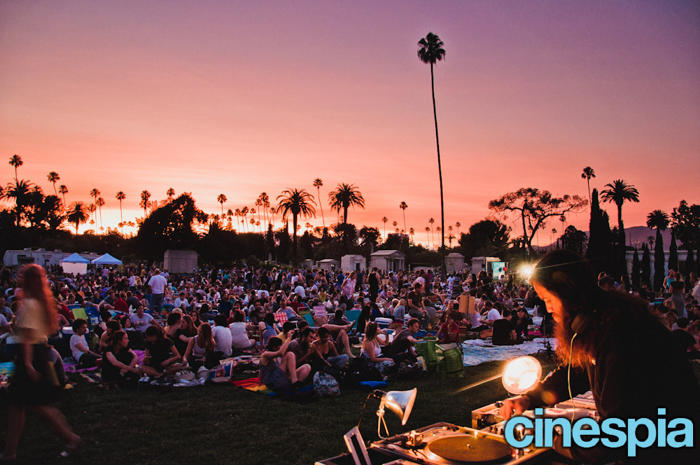 (Photo via cinespia.org)