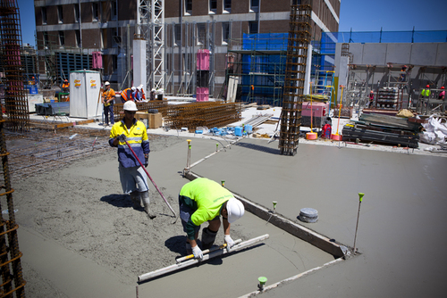 Leighton Contractors was the Managing Contractor for the design and construction of the Queensland University of Technology's $230m Science and Technology's Precinct and Community Hub Project at the Gardens Point Campus.    Leighton chose QR Contracting as their concrete place delivery specialist based on our history of success in the area of major public infrastructure such as the RBH Central Block, Lang Park Redevelopment, Millennium Arts\State Library Precinct and many other such projects.    Located adjacent to the historic Old Government House, the new precinct involved the dramatic redevelopment of the university Garden's Point campus and is a living showcase of sustainable building and design and construction.    QR Contracting is immensely proud to be associated with such a prestigious learning precinct and we congratulate Leighton Contractors for delivering this first class facility.