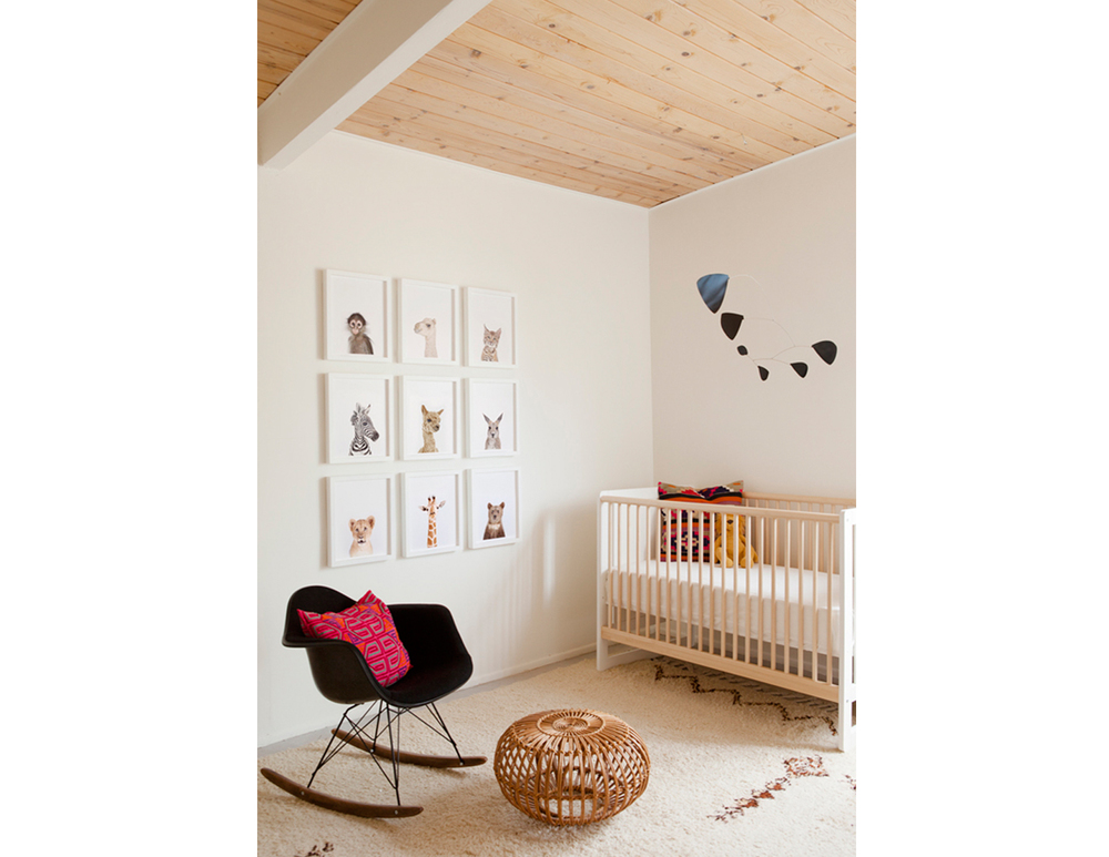 Gender Neutral Nursery Nordic Design