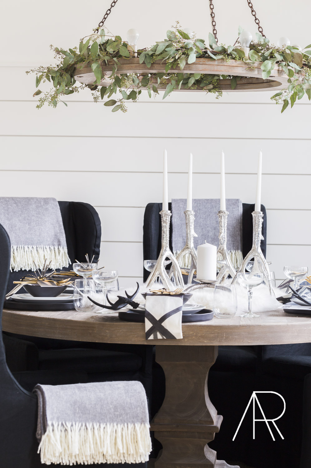 ©AlyssaRosenheck2015 Holiday Table Inspiration Shoot For Tiny Prints Featured in Domino Magazine by Alyssa Rosenheck