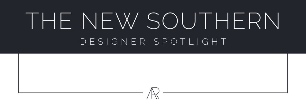 Alyssa Rosenheck's The New Southern Designer Spotlight with Sean Anderson, Interior Designer of Memphis, TN