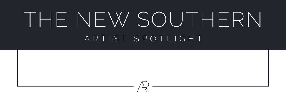 Alyssa Rosenheck's The New Southern Artist Spotlight with Christina Baker Murfreesboro Nashville Tennessee Sacramento California