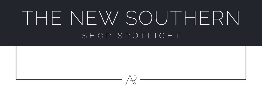 Alyssa Rosenheck's The New Southern Shop Spotlight with Amanda McClements, Owner of Salt & Sundry and Little Leaf, Washington DC North Carolina