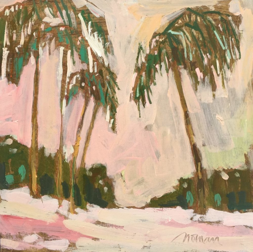Amanda Norman,  Palm to Palm V