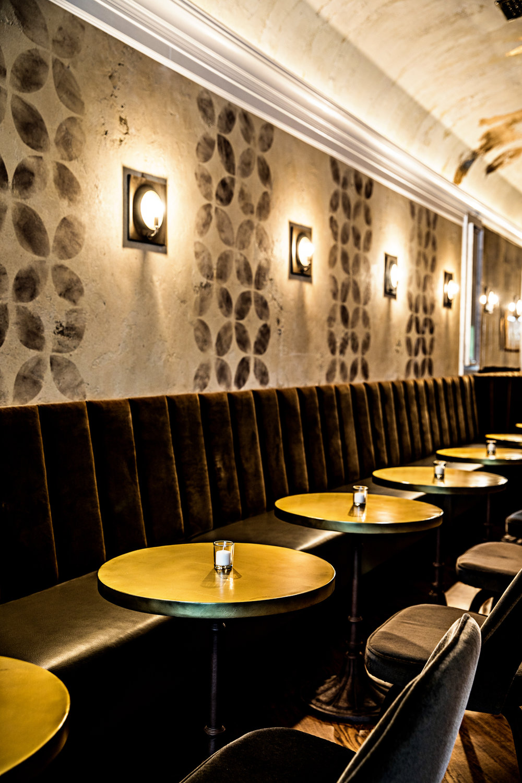 The Vintage Lounge. Photo: ©Andrew Cebulka