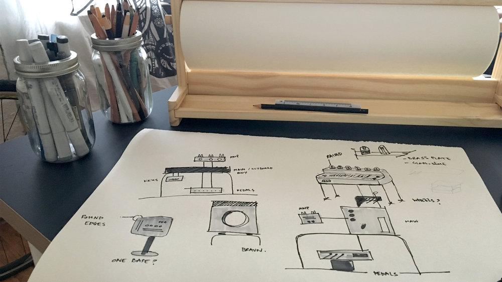 AVL Sketches