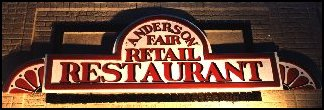 Anderson Fair Retail Restaurant