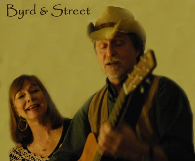 Byrd and Street  Friday Feb 7 CD Release