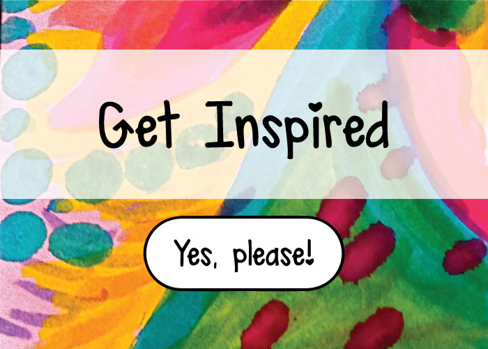 Get Inspired Button