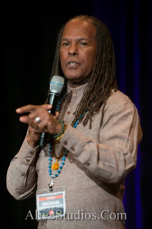 Revrand Michael Beckwith at Success 3.0 Summit