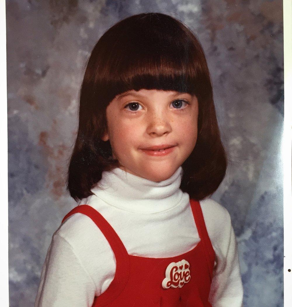 That's me circa 1982ish