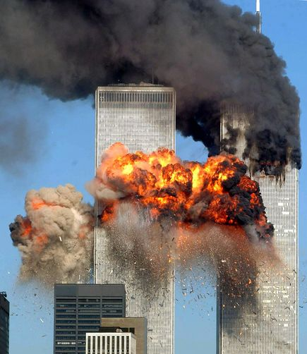 9/11/01  2,996  Killed 6,000 Injured -