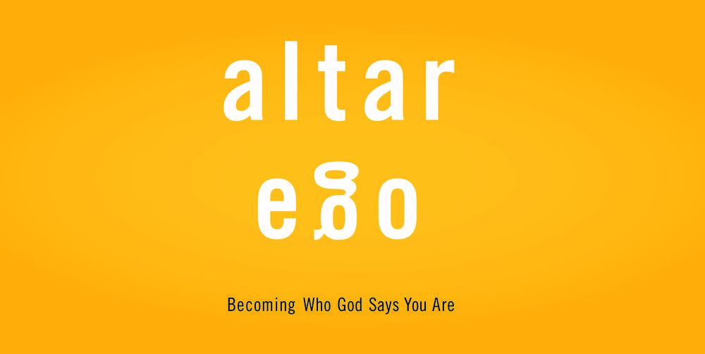 We are not labels. We are not who others say we are. And we aren't the broken self-image in the mirror. So how can we get to our true self identity? By laying down who we think we are to become who God says we are. Let's discover our Altar Ego.