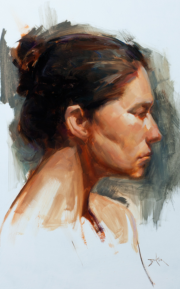 Portrait from the Art League