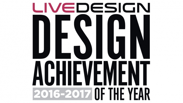 SRae Productions is pleased to announce that Sooner Routhier and Robert Long have been chosen for a  Live Design Achievement of the Year  award for masterful teamwork for concert design and production!