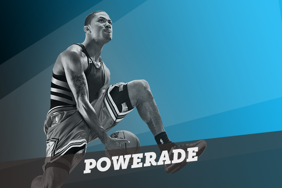 Powerade Rewards Mobile Concepts