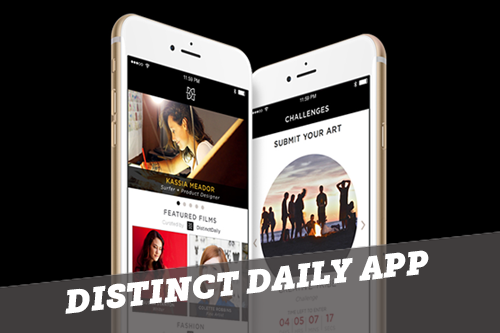 Distinct Daily App