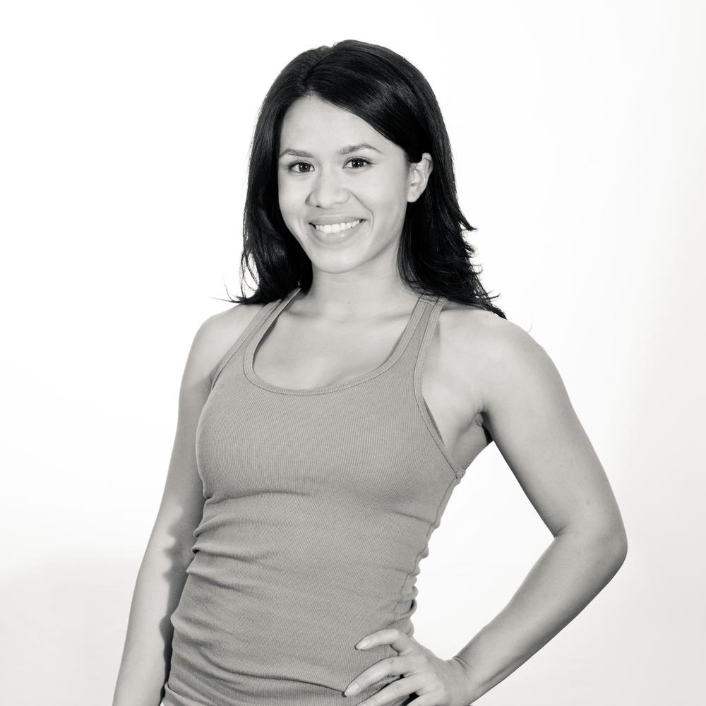 Personal Trainer Danielle Vargas