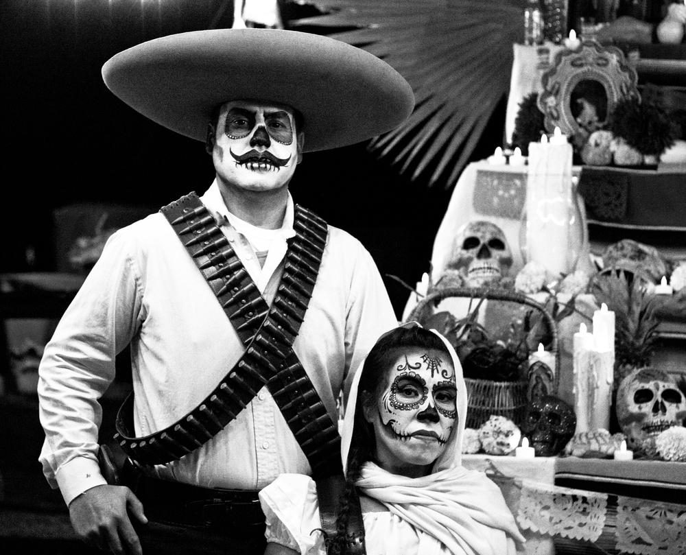 Dia De Los Muertos Hollywood