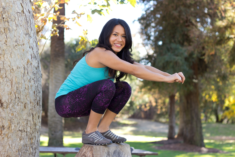 Squat at Brookside Pasadena