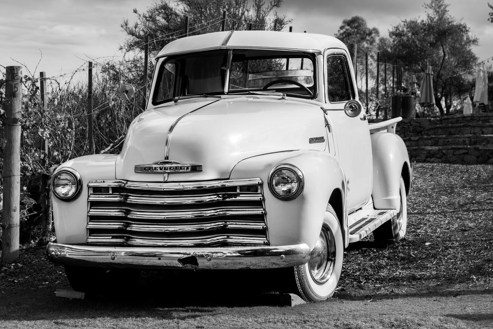 Old Wine Truck - Malibu