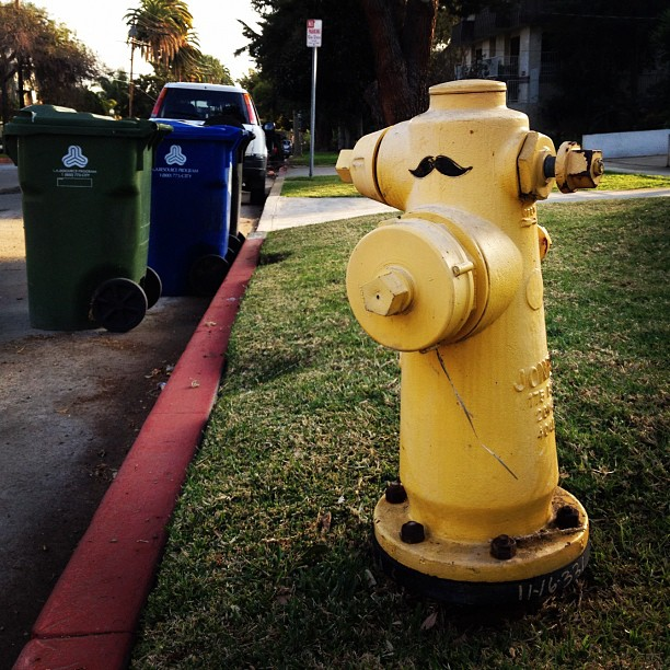That's Mr. Standpipe! Los Angeles, CA