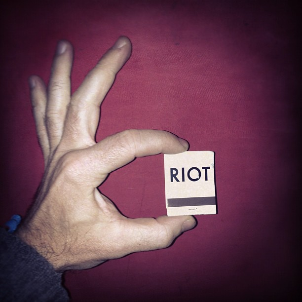 RIOT Los Angeles, CA