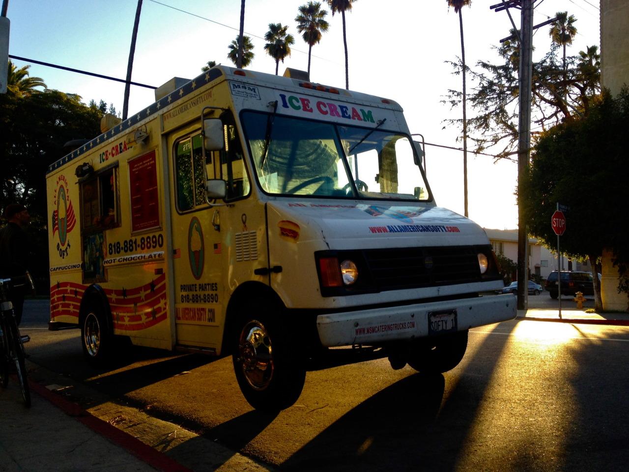 Ice Cream.   Hollywood, CA   and…        Atlanta, GA