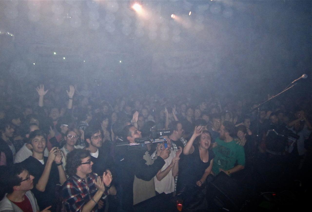 Audience, Beco 203. Sao Paulo, BR