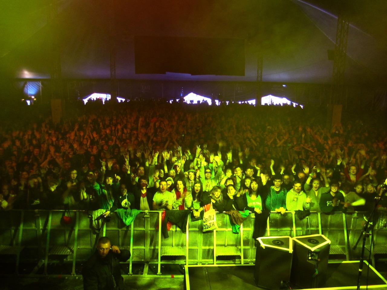 Audience, Hurricane Festival.Scheessel, DE