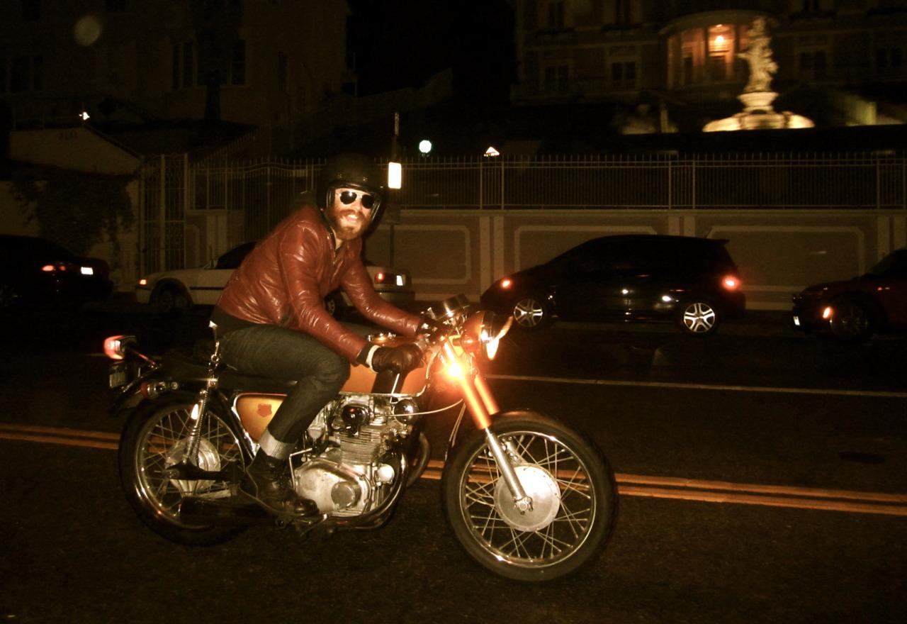 Chris. East Hollywood, CA