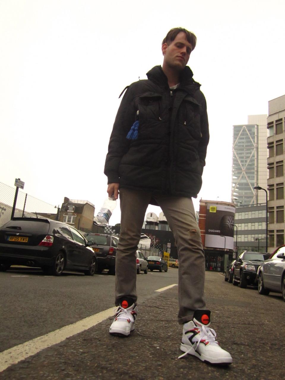 Andrew. London, UK