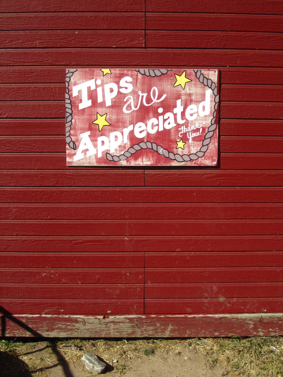 Tips are Appreciated.Cheyenne, WY