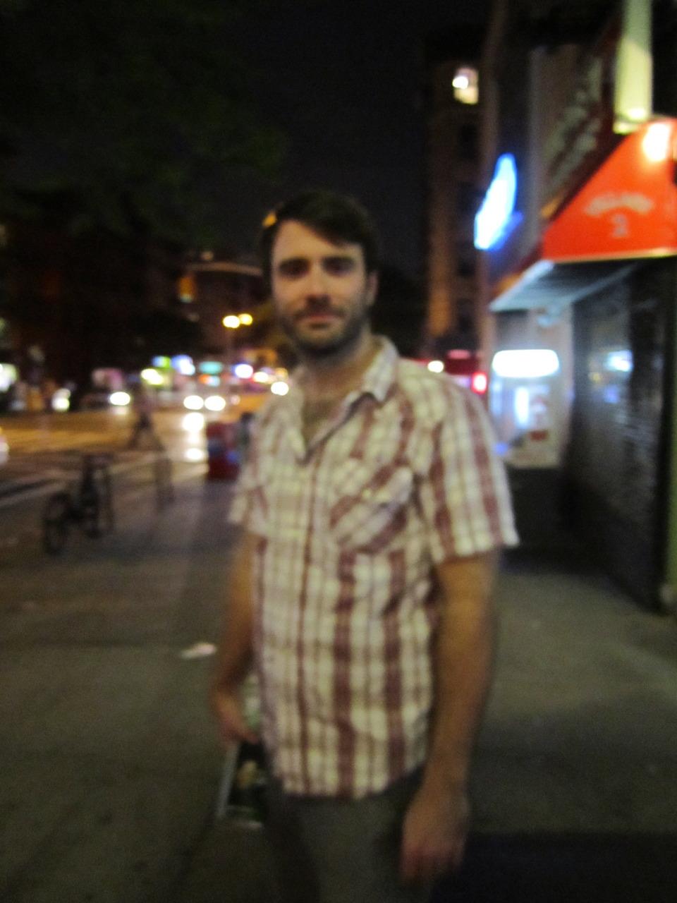 Brad. East Village, NY