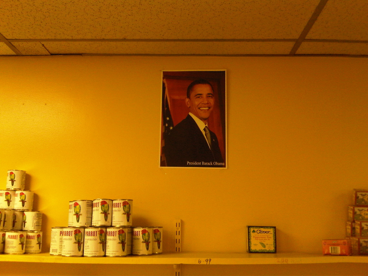 Obama. Poughkeepsie, NY