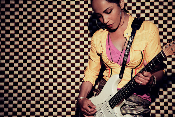 Sade is looking pretty badass these days. -catbird Indeed she is. And sounding pretty badass as well. Picture via MBV