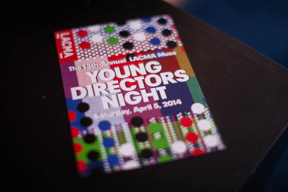 Young Directors Night - LACMA