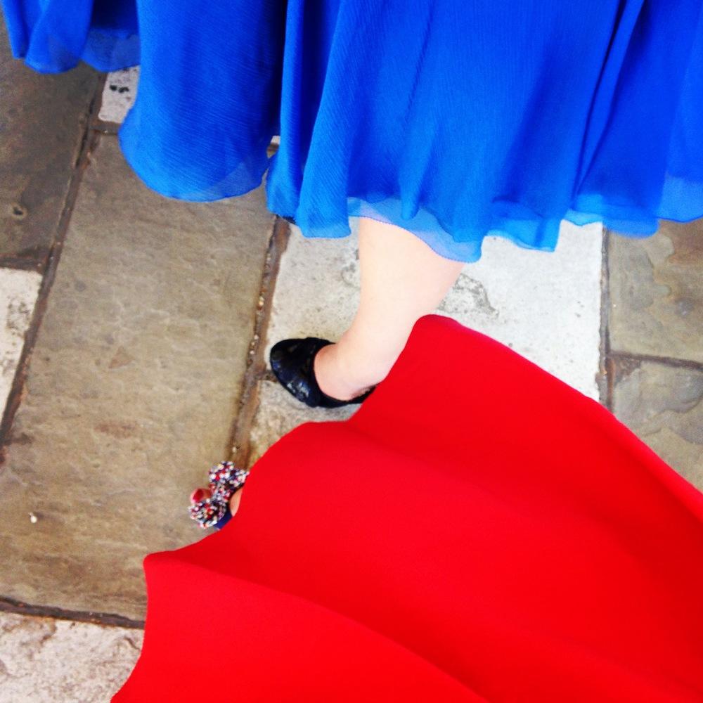 American skirts!