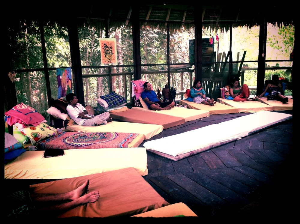 Nihue Rao Centro Espiritual Ayahuasca Retreat Healing Center