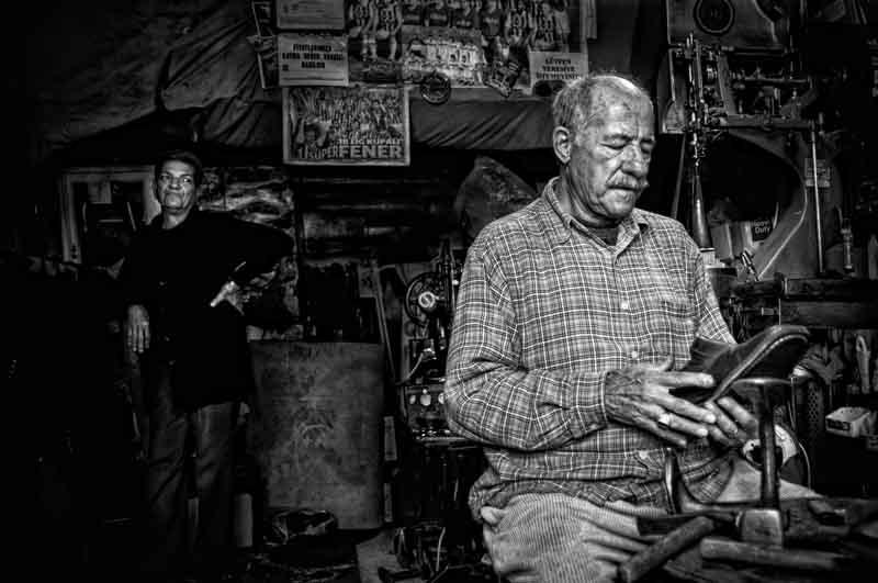 3ο Βραβείο Επαγγέλματα: Tijen Erol, 'Working hard' - Siyah Beyaz Dalda 3. Ödülü
