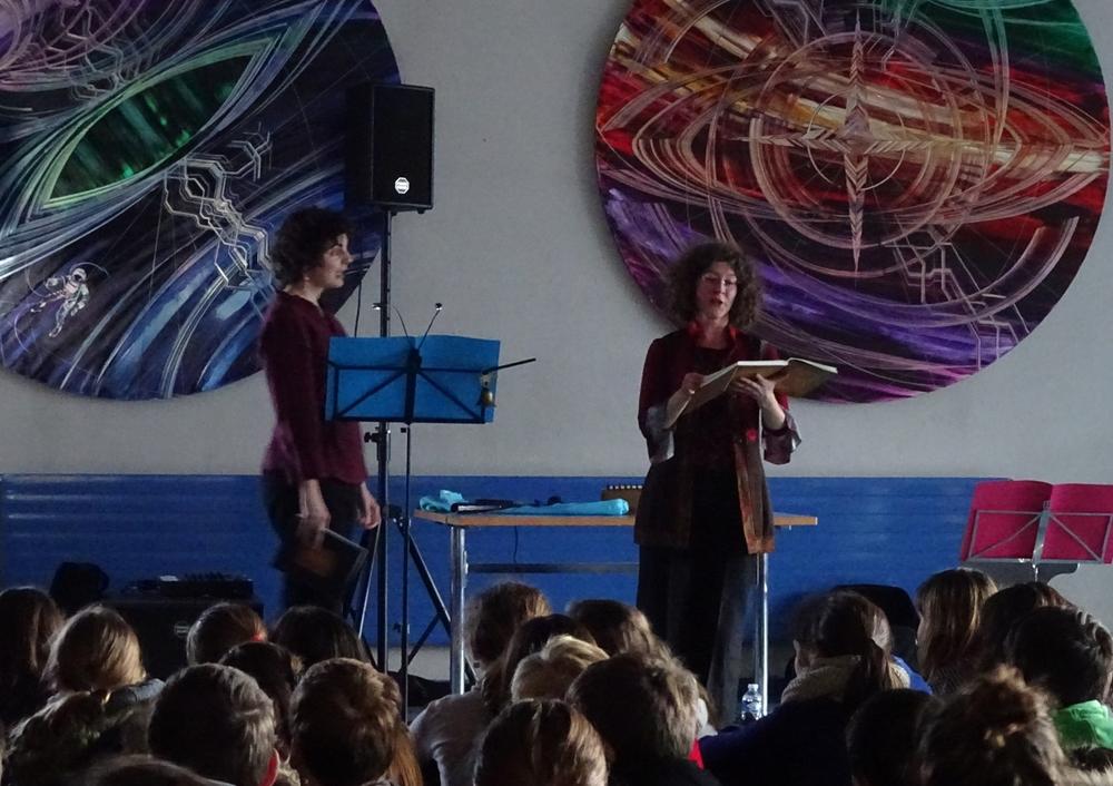 Mélusine_collège Françoise Dolto_I-2015