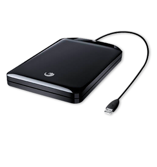 Typical External Hardrive