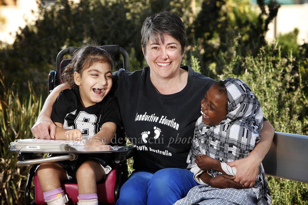 CHP_Export_125624245_Kidman Park Primary school teacher Barbara Bayly celebrates her nomination in t.jpg