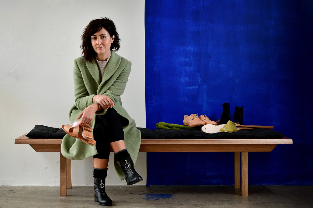 CHP_Export_160666383_Matea Gluscevic is a shoemaker who both designs and hand makes her shoes for he.jpg